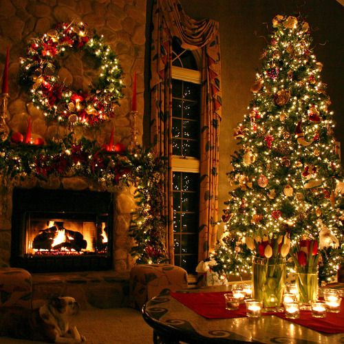 Christmas and holiday event decor and design for home or office by Dolce Vita Events