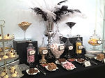 Orange County OC Glam Candy Dessert Buffet Dolce Vita Events
