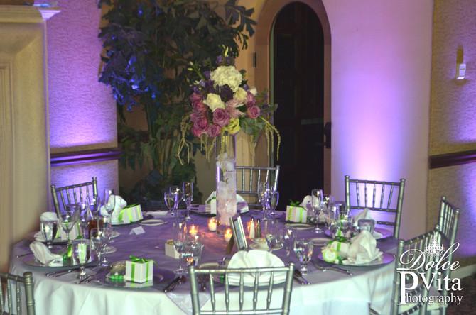 Orange County Friendly Hills Country Club Wedding