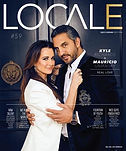 Locale Magazine Kyle Richards and Mauricio Cover