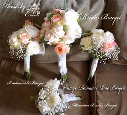 Vintage Romance Bouquets