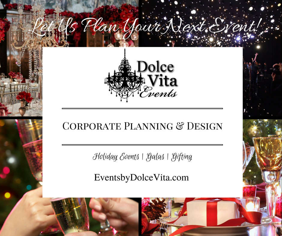 Orange County Los Angeles Corporate Holiday Events