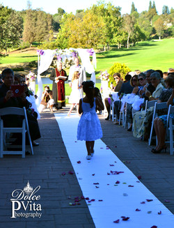 Country club wedding by Dolce Vita