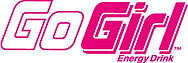 Go Girl Energy Drink Logo