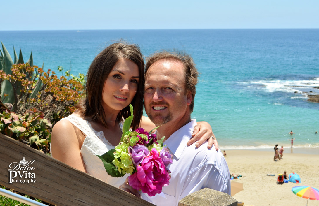 Montage Resort Wedding Laguna Beach