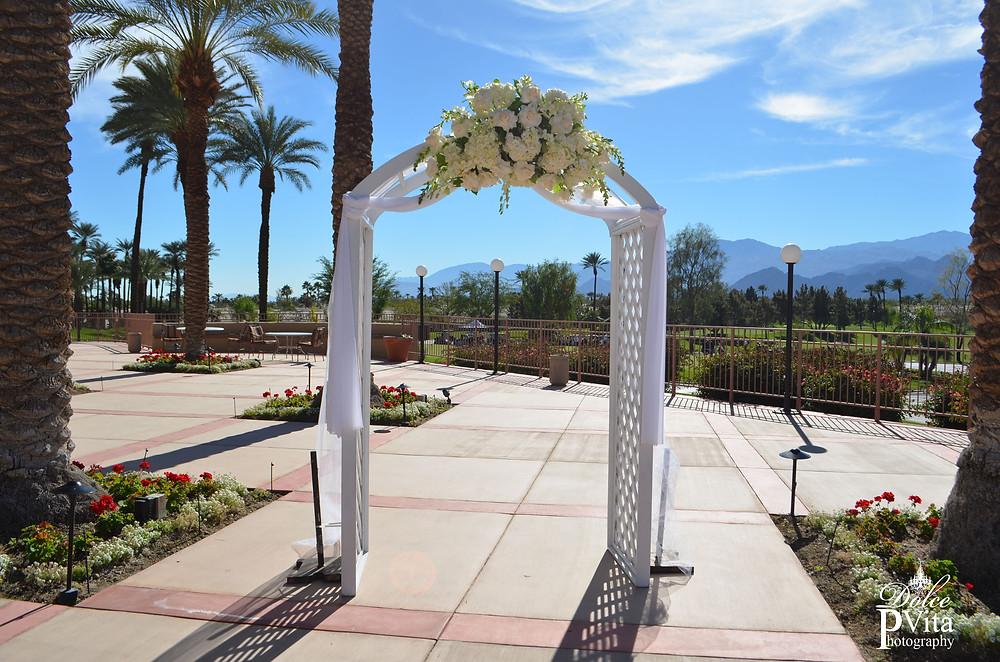 Dolce Vita Events Palm Springs Wedding 2015