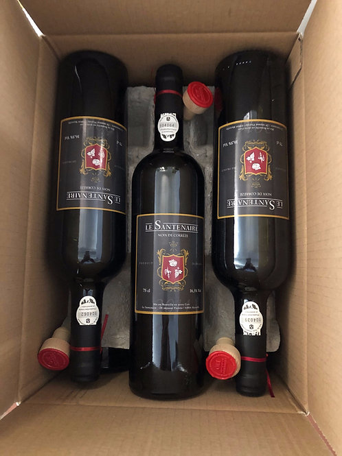 Corrèze 2014bbv - 6 bouteilles de 75 cl - EXPEDITION