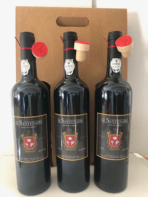 Corrèze 2014 bbv -3 bouteilles de 75cl - EXPEDITION