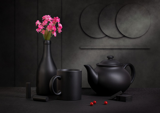 Kitchen Items in Still Life