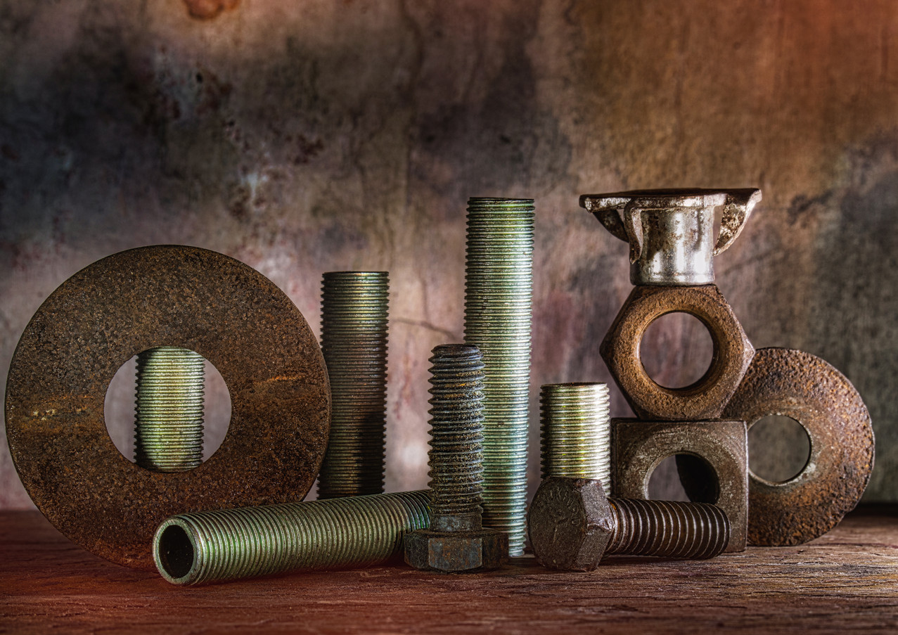 Fasteners in Still Life