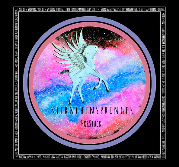 SOLD OUT // STERNCHENSPRINGER - audio piece