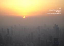 13. Asia's Resurgence