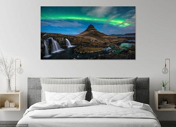Kirkjufell / Iceland - Dibond