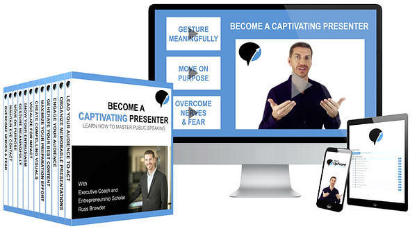 public speaking coaching_become a captivating presenter