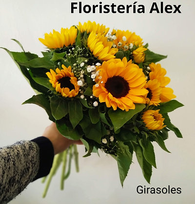 Bouquete Girasoles
