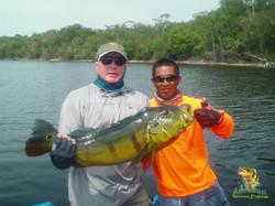 Peacock Bass Fishing Brazil - AXF