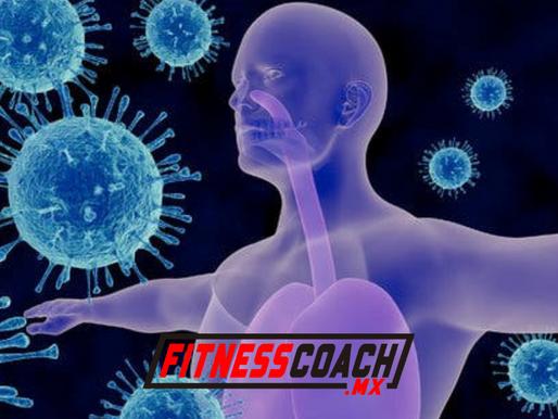 La dieta, el ejercicio y el coronavirus COVID-19