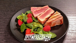 Cenas prácticas altas en proteína