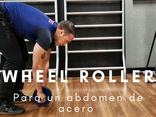 Wheel Roller para abdomen