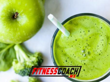 ¿Cómo hacer un jugo verde?