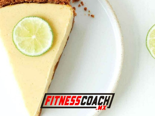 Pay de Limón alto en proteína