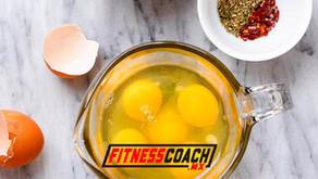 10 Opciones prácticas de huevos revueltos