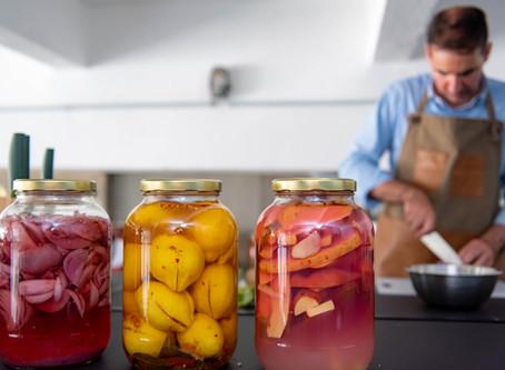 Porque devemos consumir alimentos fermentados?