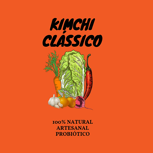 Kimchi Clássico