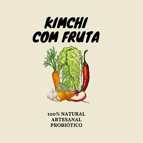 Kimchi com Fruta