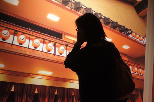 レアな体験ができる!「歌舞伎座ギャラリー」