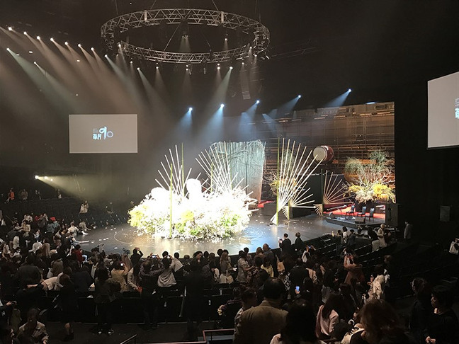 KADO is an explosion! ~The 90th anniversary celebration of the Sogetsu-ryu ーSo-ryu Festivalー~