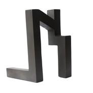 Luiz83   Sem título (edição de 5)   escultura em bronze   20x12x17cm   R$4.700,00