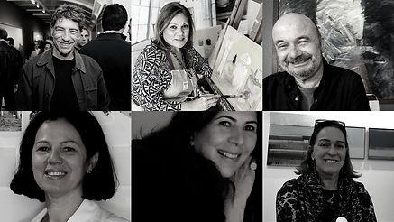 Artistas da Casa TATO 1