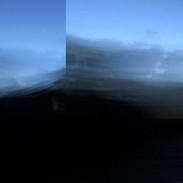 Fernanda Preto | Sem título | Série Tempo Passado | Impressão fotográfica | 80x200cm