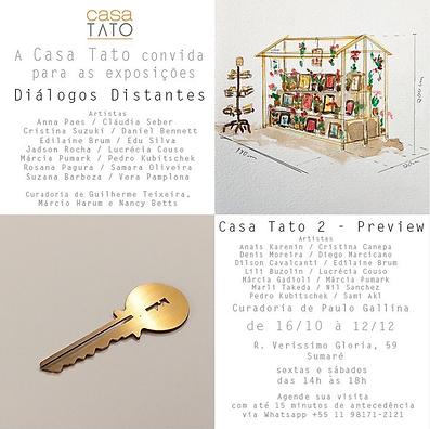convite dialogos distantes e casa tato 2