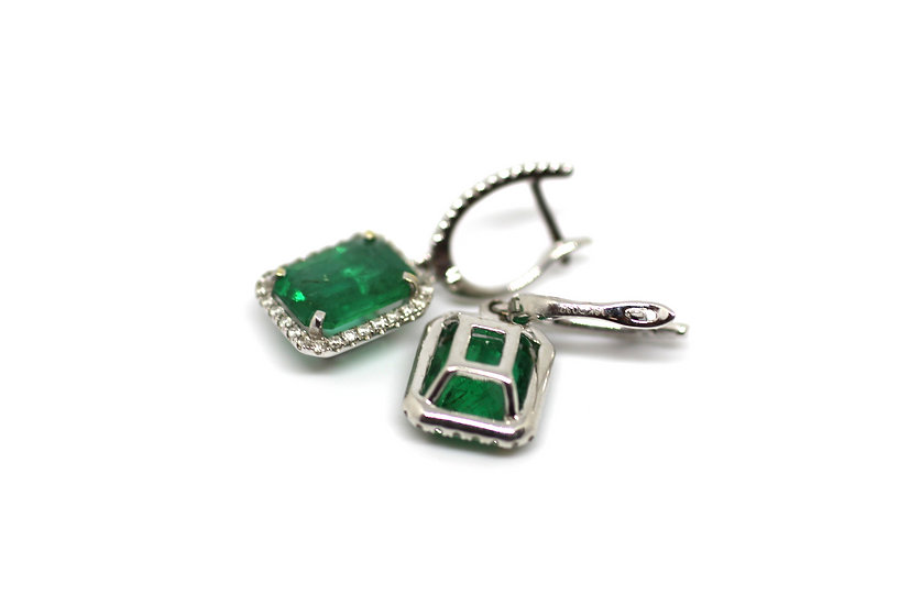 Emerald Earrings6900
