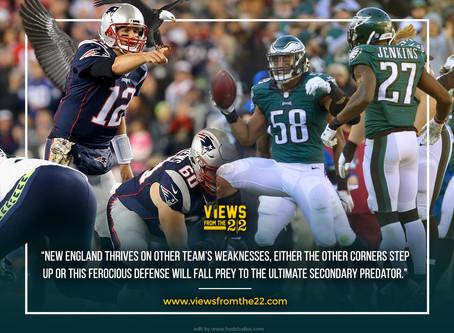 The Eagles vs The Eagle