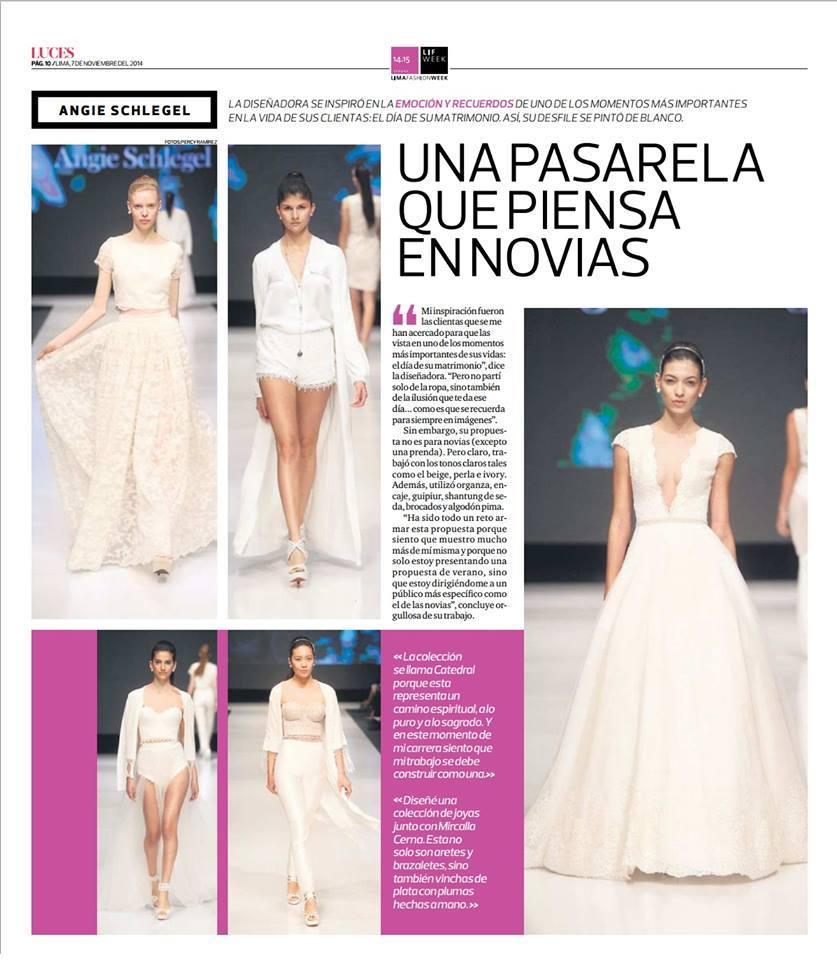 Luces Diario El Comercio