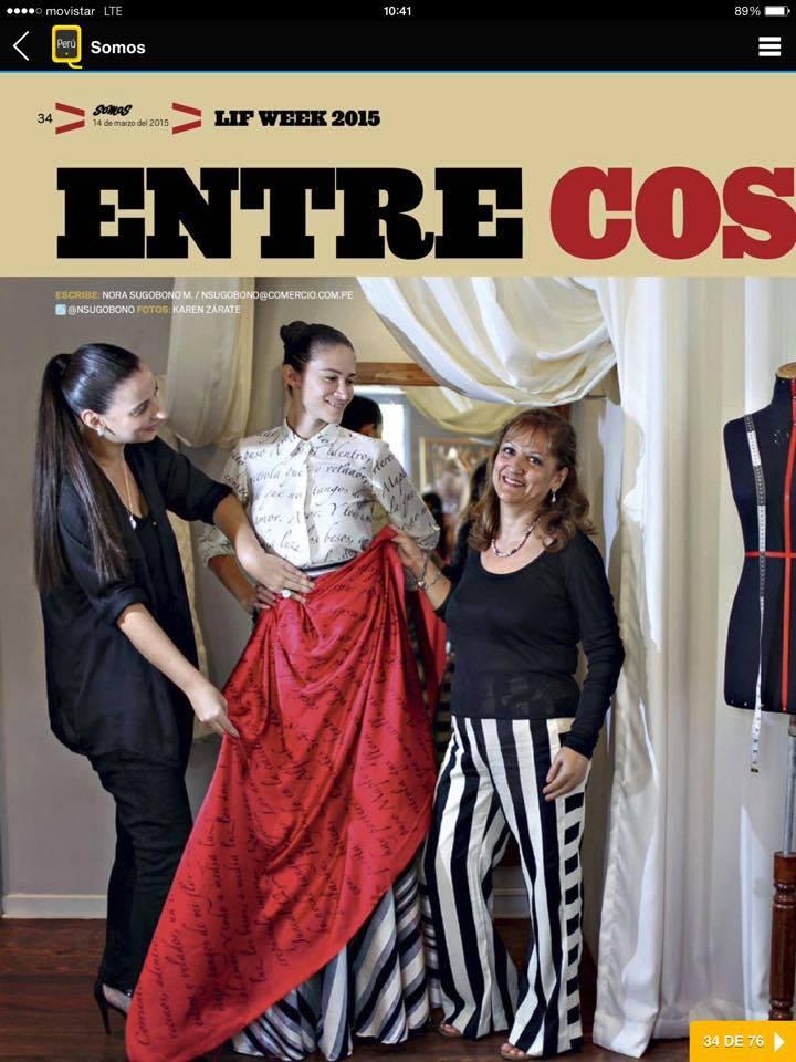 Revista Somos El Comercio