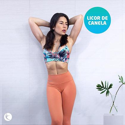 Legging Basica - Licor de Canela