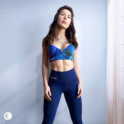 Legging Basico - Azul Marino