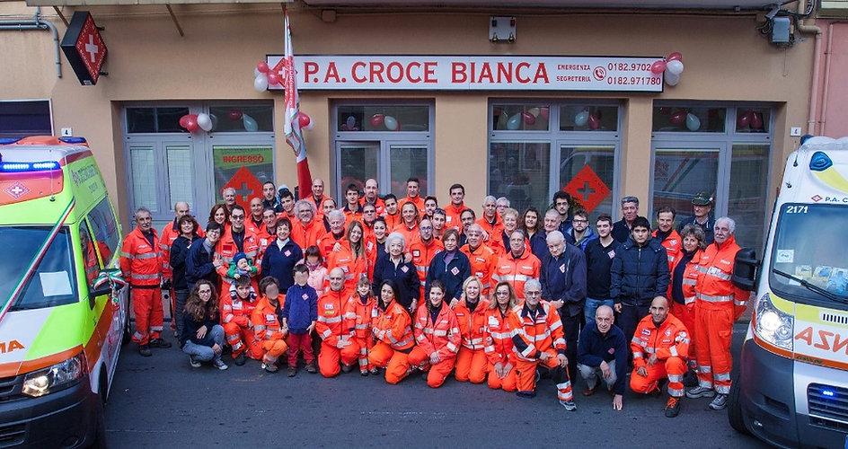 Pubblica assistenza Croce Bianca Borghetto Santo Spirito (SV)