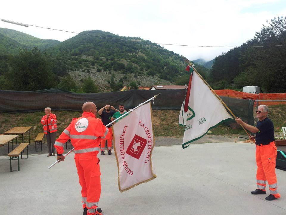 Volontari Crocebianca Borghetto S.S.