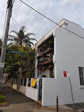 Woolloomooloo Paddington Terrace
