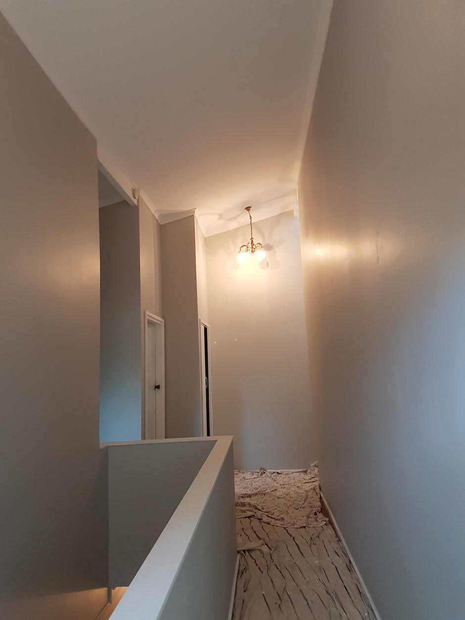 Engadine - High Ceiling Interior Painting