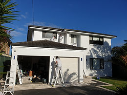 Caringbah South Brick Wall Painting