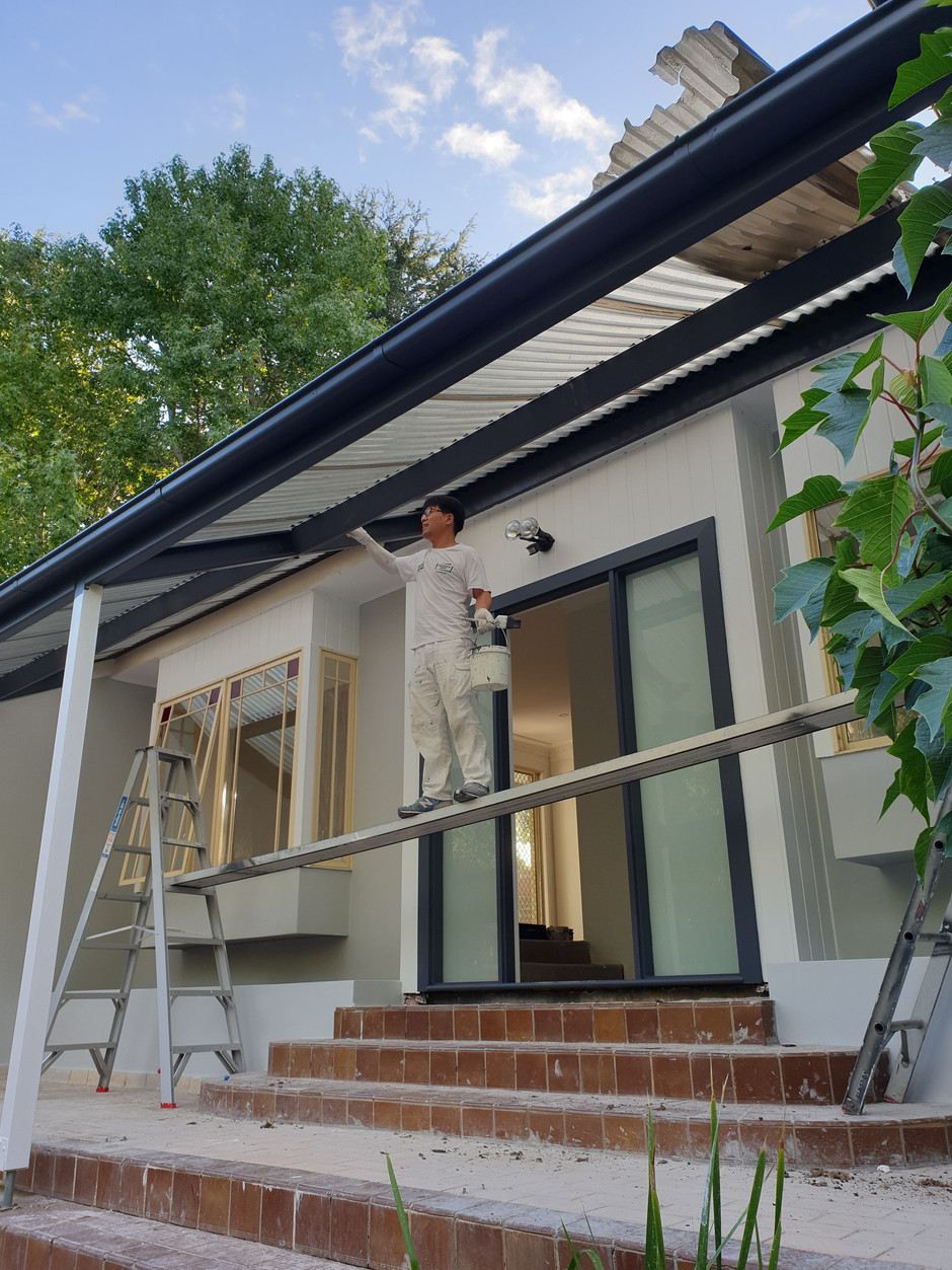 West Pennant Hills Interior and Exterior