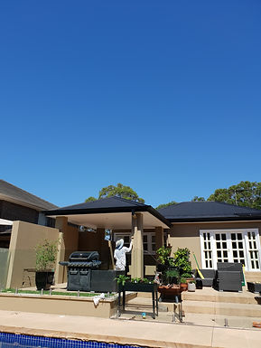 Gymea Exterior Painting
