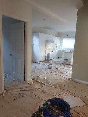 4 Bed Interior painting in Kogarah