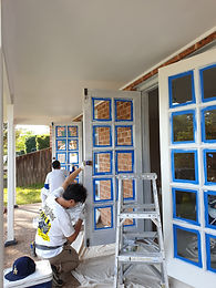 Wall and Windows Painting